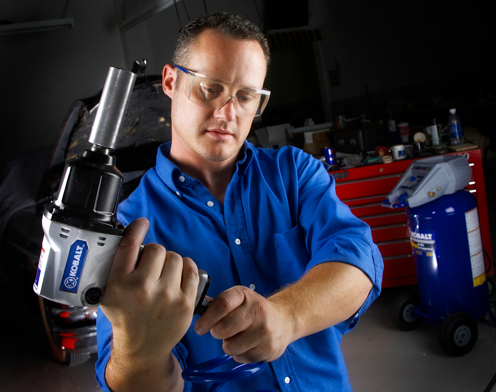 Kobalt Tools, Product Photography