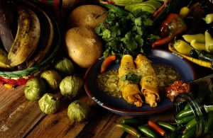 Mexican food photography